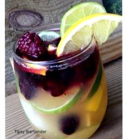Sangria orange juice vodka recipe