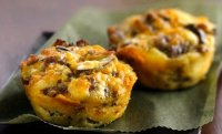 Sausage egg and cheese bisquick muffins recipe