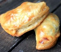 Sausage meat pie recipe puff pastry