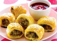 Sausage roll recipe pictures for kids