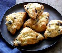 Scones recipe blueberry from food network