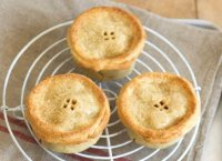Secret to short crust pastry recipe