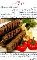 Seekh kabab recipe by chef zakir dailymotion