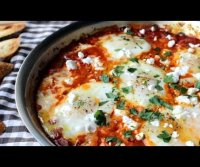 Shakshuka recipe food wishes onion