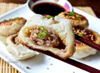 Shanghai fried pork buns recipe