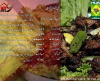 Shinwari karahi recipe by chef gulzar pizza