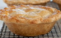 Shortcrust pastry with lard recipe for pie