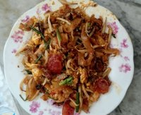 Siam road char kway teow recipe