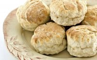 Simple biscuit recipe without baking powder
