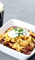 Simple chili recipe with beer