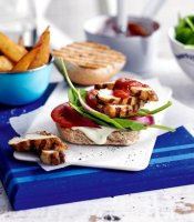 Slimming world chicken burger recipe