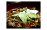 Slow cooker chicken tortilla soup recipe with beer