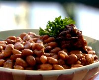Slow cooker southern pinto beans recipe