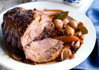 Slow roast beef recipe uk