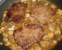 Smothered cube steak and gravy recipe