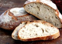Sourdough bread starter recipe without yeast