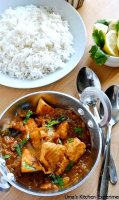 South indian salmon curry recipe