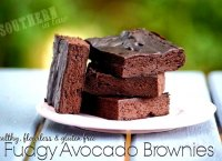 Southern in law avocado brownies recipe