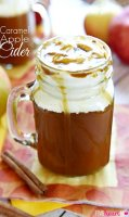 Spiced caramel apple cider recipe