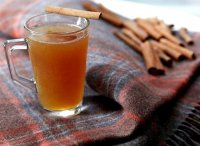 Spiced rum apple cider recipe