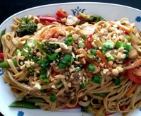 Spicy sauce recipe for noodles