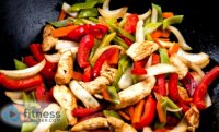 Stir fry recipe low sodium