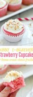 Strawberry drop cakes recipe with soda
