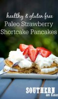 Strawberry shortcake recipe healthy low fat