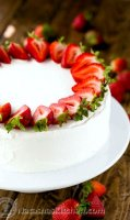Strawberry tres leches cake recipe easy