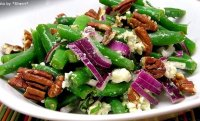 String bean salad recipe garlic