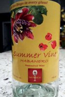 Summer vine habanero wine recipe