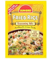 Sun bird fried rice seasoning recipe