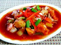 Sweet and sour stir fry sauce recipe