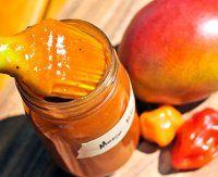 Sweet mango habanero sauce recipe dominos garlic dipping