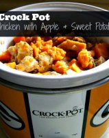 Sweet potato apple recipe slow cooker