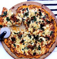 Sweet potato mashed recipe paleo pizza