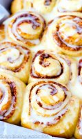 Sweet roll dough recipe cinnamon apples