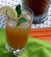 Sweet tea fruit punch recipe