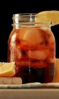 Sweet tea recipe with family size tea bags