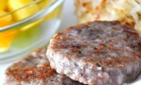 Sweet venison breakfast sausage recipe