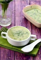 Tarla dalal spinach soup recipe
