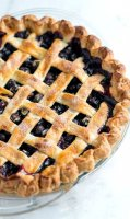 Taste of home one crust blueberry pie recipe