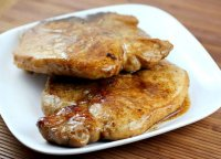 Tennessee whiskey pork chop recipe