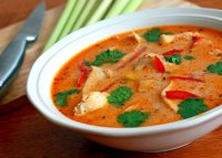 Tom yam kai soup recipe