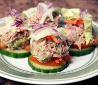 Tuna sandwich recipe for diet