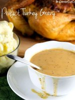 Turkey giblet gravy recipe from drippings from smoked