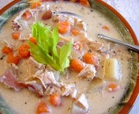 Turkey soup recipe crock pot