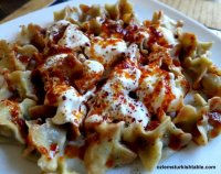 Turkish pasta manti recipe armenian