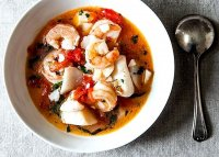 Types of shellfish soup recipe