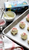 Vanilla confectioners coating recipe for baked
